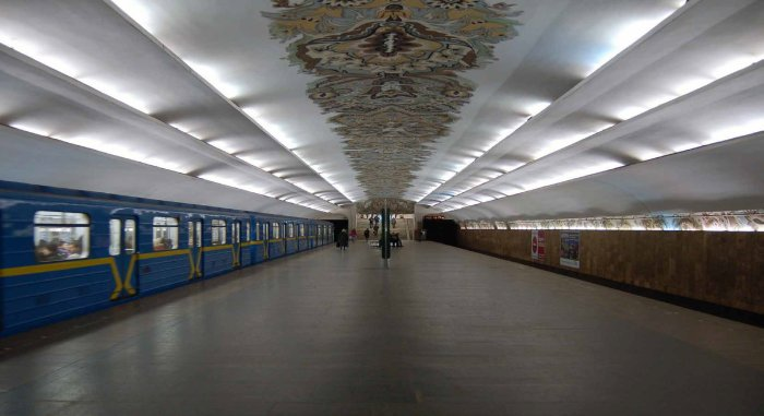 KIEV'de Yaşam SİMPLAN İle Devam Ediyor...