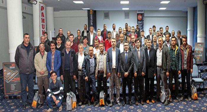 Nevşehir Usta Semineri