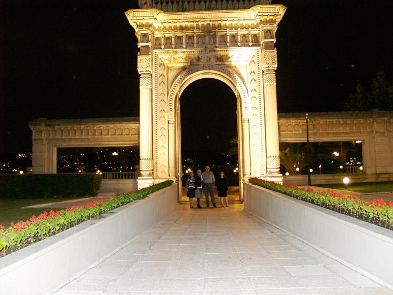 2008 Çırağan Sarayı