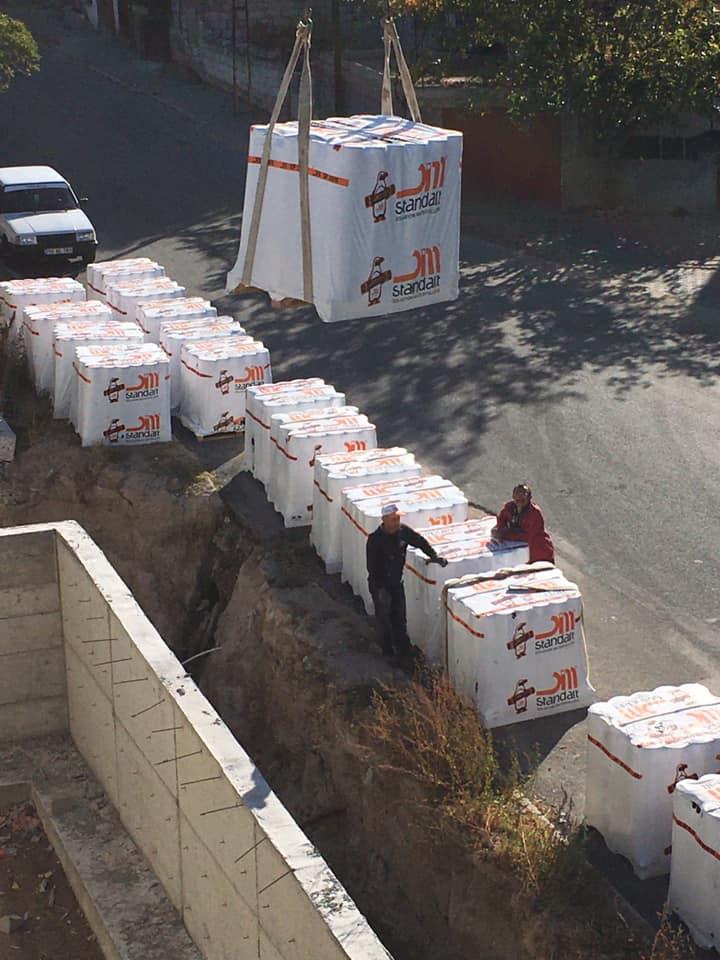 İzoteknik İzolasyon-Nevşehir Ticaret Odası Çatı Yalıtımı-SİM Penguen