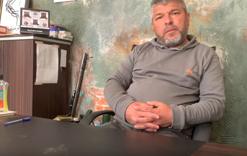 Usta Röportajı – Seyfullah Dodak